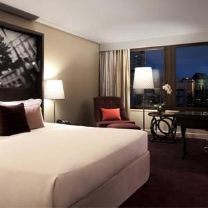 Bedroom - Sofitel Brisbane - Luxury Australia Holidays