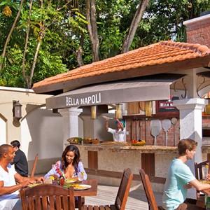 Bella Napoli - Sandals Ochi Beach Resort jamaica - Luxury Jamaica Holidays