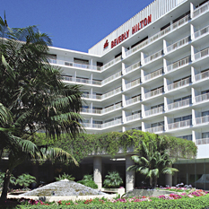 Beverly Hilton holiday