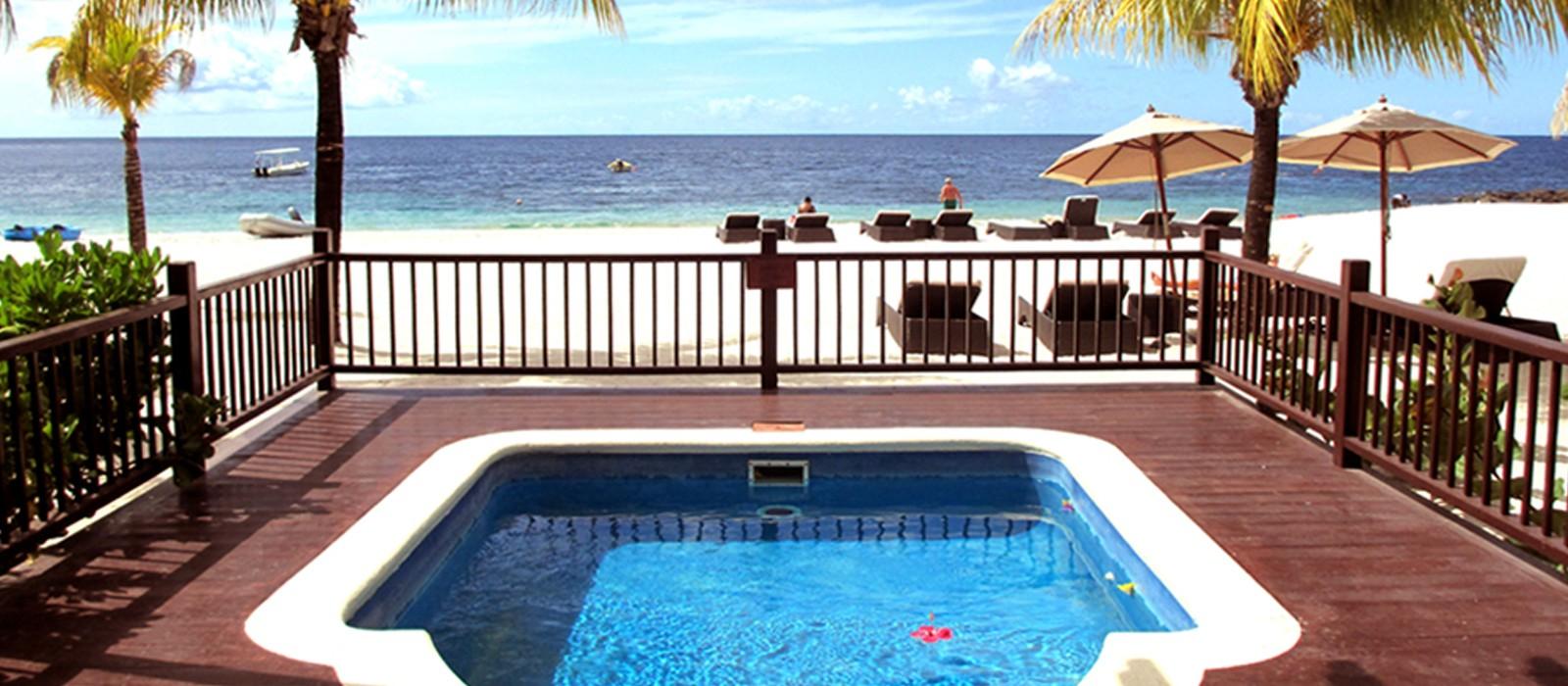 Buccament Bay - Luxury St Vincent Holidays - Header l