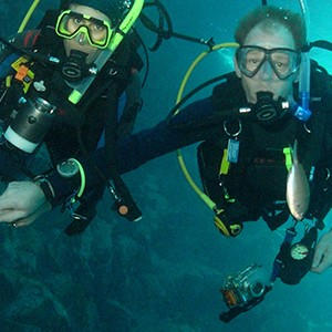 Buccament Bay - scuba