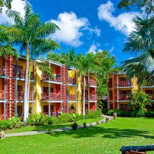 Caribbean Beachfront One Bedroom Concierge Suite - Luxury Jamaica Holidays