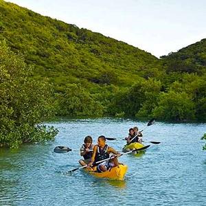 Carlisle Bay Antigua - Antigua Luxury Holidays - caneoing
