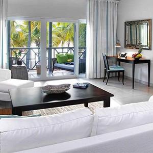 Carlisle Bay Antigua - Antigua Luxury Holidays - lounge
