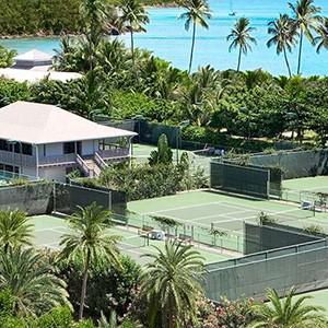 Carlisle Bay Antigua - Antigua Luxury Holidays - tennis
