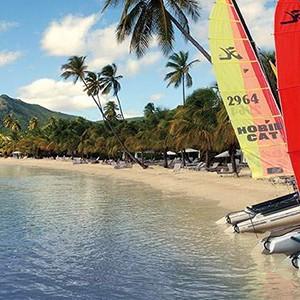 Carlisle Bay Antigua - Antigua Luxury Holidays - wind surfing