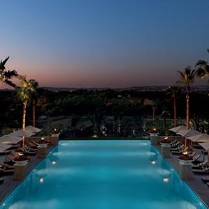 Conrad Algarve - pool
