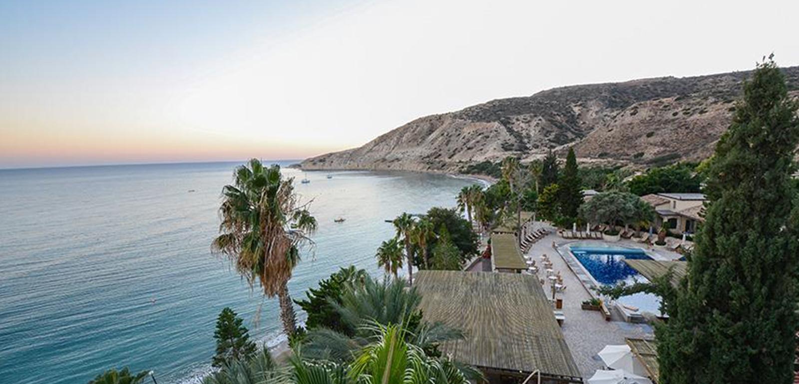 Cyprus Honeymoons - Columbia Beach Hotel Pissouri - Header