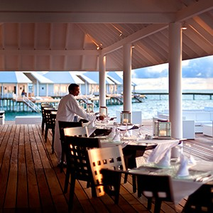 Diamonds Thudufushi - restaurant