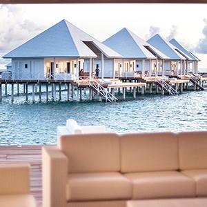 Diamonds Thudufushi - view