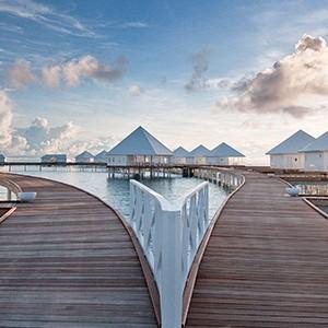 Diamonds Thudufushi - villas