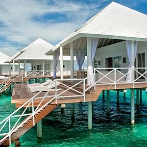 Diamonds Thudufushi - water villa