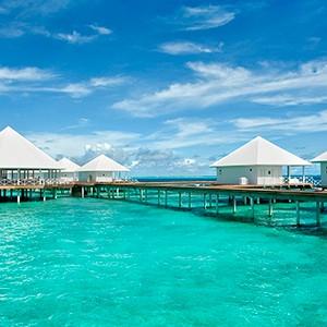 Diamonds Thudufushi - water villas