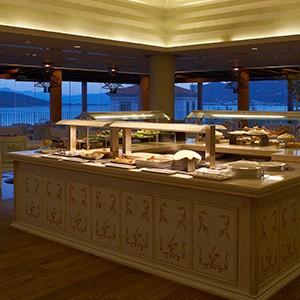 Domes of Elounda - thanos restaurant