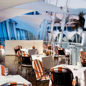luxury Dubai holiday Packages Jumeirah Beach Hotel Dubai Dining 2