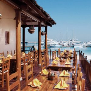 luxury Dubai holiday Packages Jumeirah Beach Hotel Dubai Dining 3