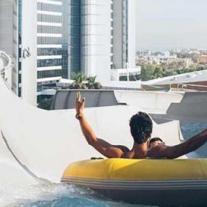 luxury Dubai holiday Packages Jumeirah Beach Hotel Dubai Water Park