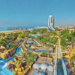 luxury Dubai holiday Packages Jumeirah Beach Hotel Dubai Water Park 2