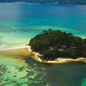Enchanted Island Resort - Seychelles Luxury holiday - Island