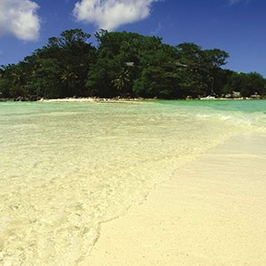 Enchanted Island Resort - Seychelles Luxury holiday - beach