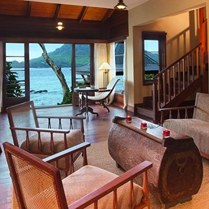 Enchanted Island Resort - Seychelles Luxury holiday - interior