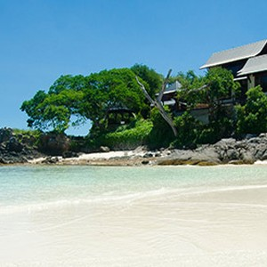 Enchanted Island Resort - Seychelles luxury holiday packages - beach