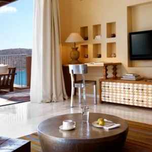 Family Suite 4 - domes of elounda - luxury greece holiday packages