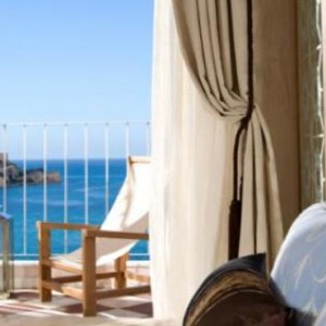 Family Suite Pool 3 - domes of elounda - luxury greece holiday packages