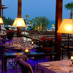 Four Seasons Limassol - Luxury holidays cyprus - bar