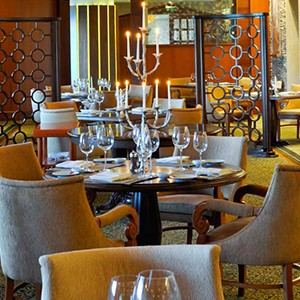 Four Seasons Limassol - Luxury holidays cyprus - restaurant