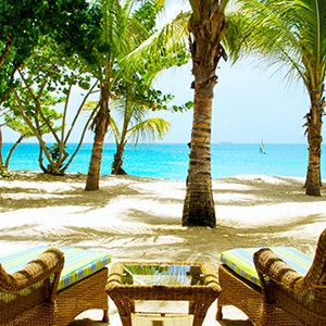 Galley Bay - Antigua holiday Packages - beach terrace