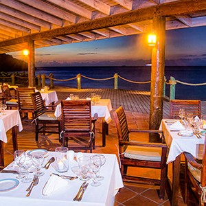 Galley Bay - Antigua holiday Packages - dining