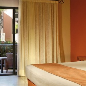 Garden View Room - Catalonia Riviera Resort and Spa - luxury mexico holidays