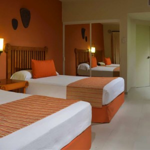 Garden View Rooms 3 - Catalonia Yucatan Beach - Luxury Mexico Holiday Packages