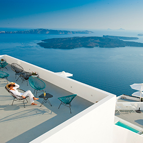 Grace Santorini - Greece Holiday Packages - thumbnail