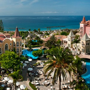 Gran Hotel Bahia Del Duque- exterior