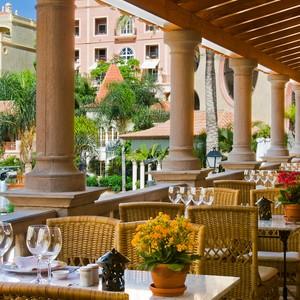 Gran Hotel Bahia Del Duque- restaurant