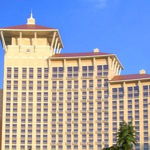 Grand Hyatt at Baha Mar - Bahamas Luxury Holidays - exterior
