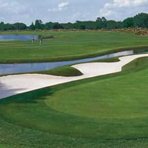 Grand Hyatt at Baha Mar - Bahamas Luxury Holidays - golf