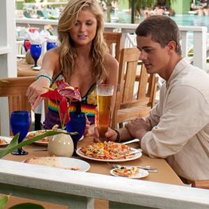 Great house Cafe - Sandals Ochi Beach Resort jamaica - Luxury Jamaica Holidays