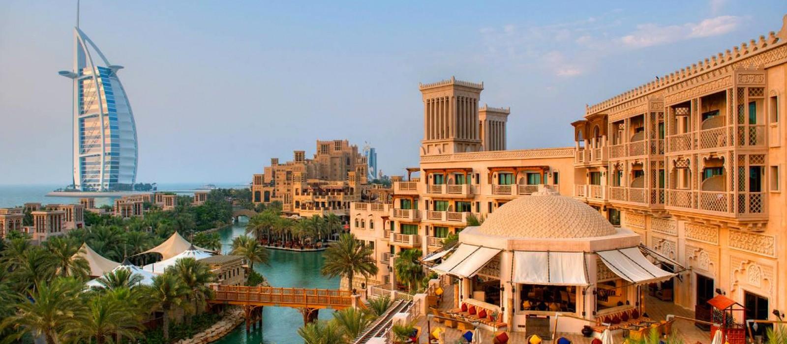 Header - Al Qasr Dubai - Luxury Dubai holidays