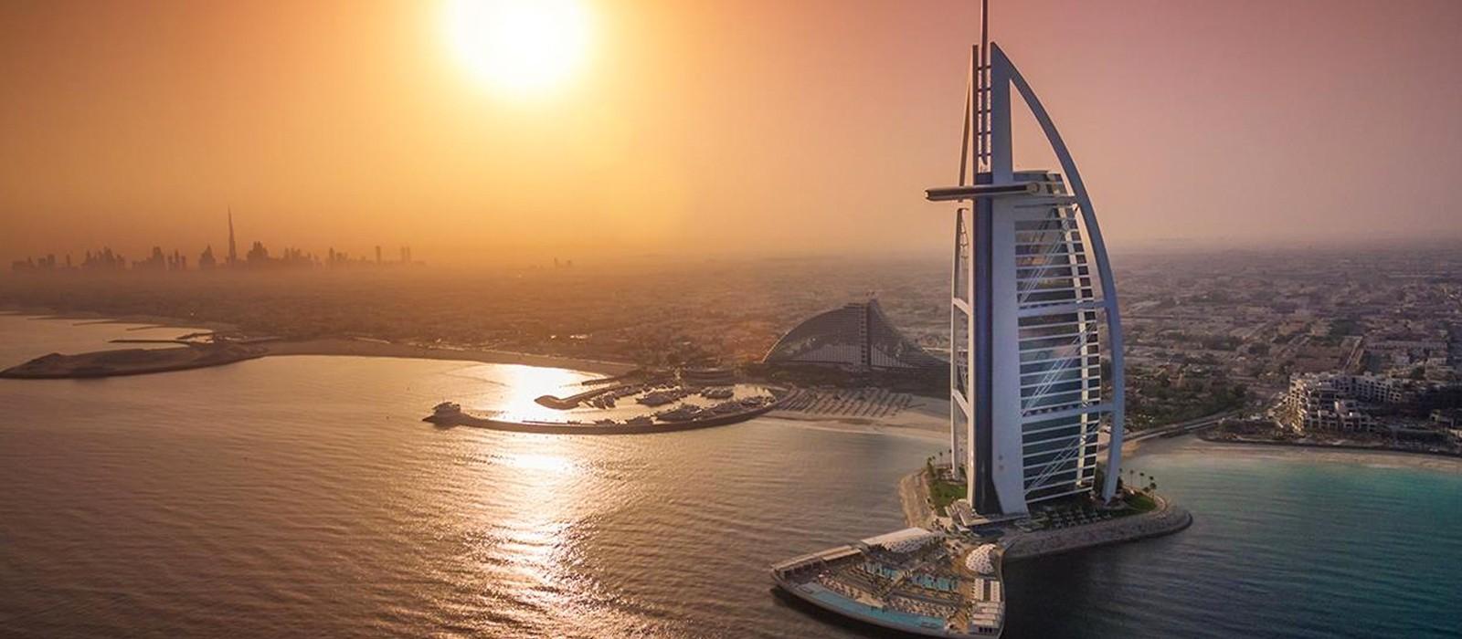 Header - Burj Al Arab - Luxury Dubai Holidays