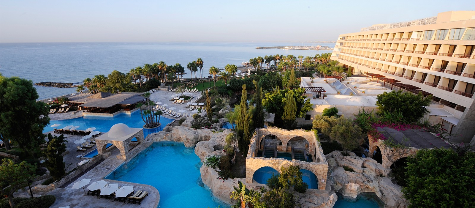 Header - Columbia Beach Resort Limassol - Luxury Cyprus Holidays