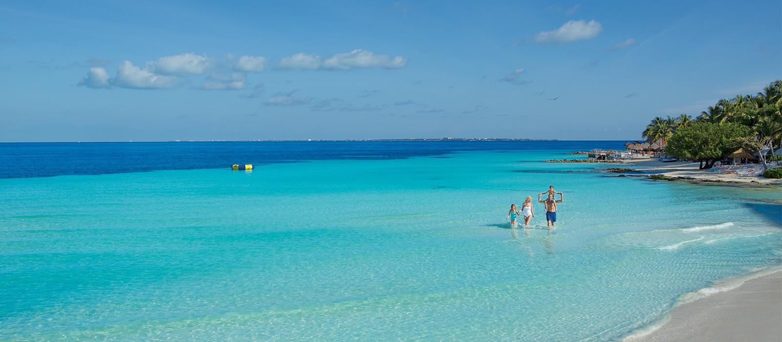 Header - Dreams Sands Riviera Cancun - Luxury Mexico Holidays