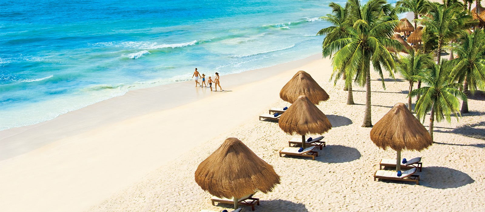 Header - Dreams Tulum - Luxury Mexico Holidays
