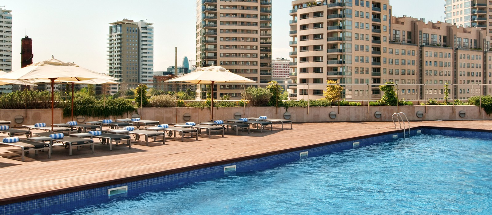 Header - Hilton Diagonal Mar - Luxury Spain Holidays