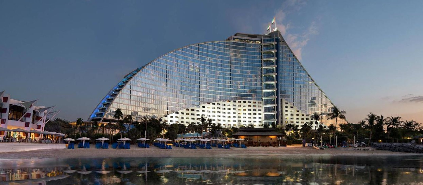 Header - Jumeirah Beach Hotel - Luxury Dubai Holidays