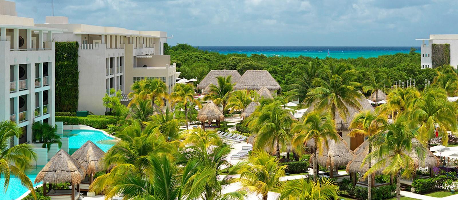 Header - Paradisus Playa Del Carmen Esmeralda - Luxury Mexico Holidays