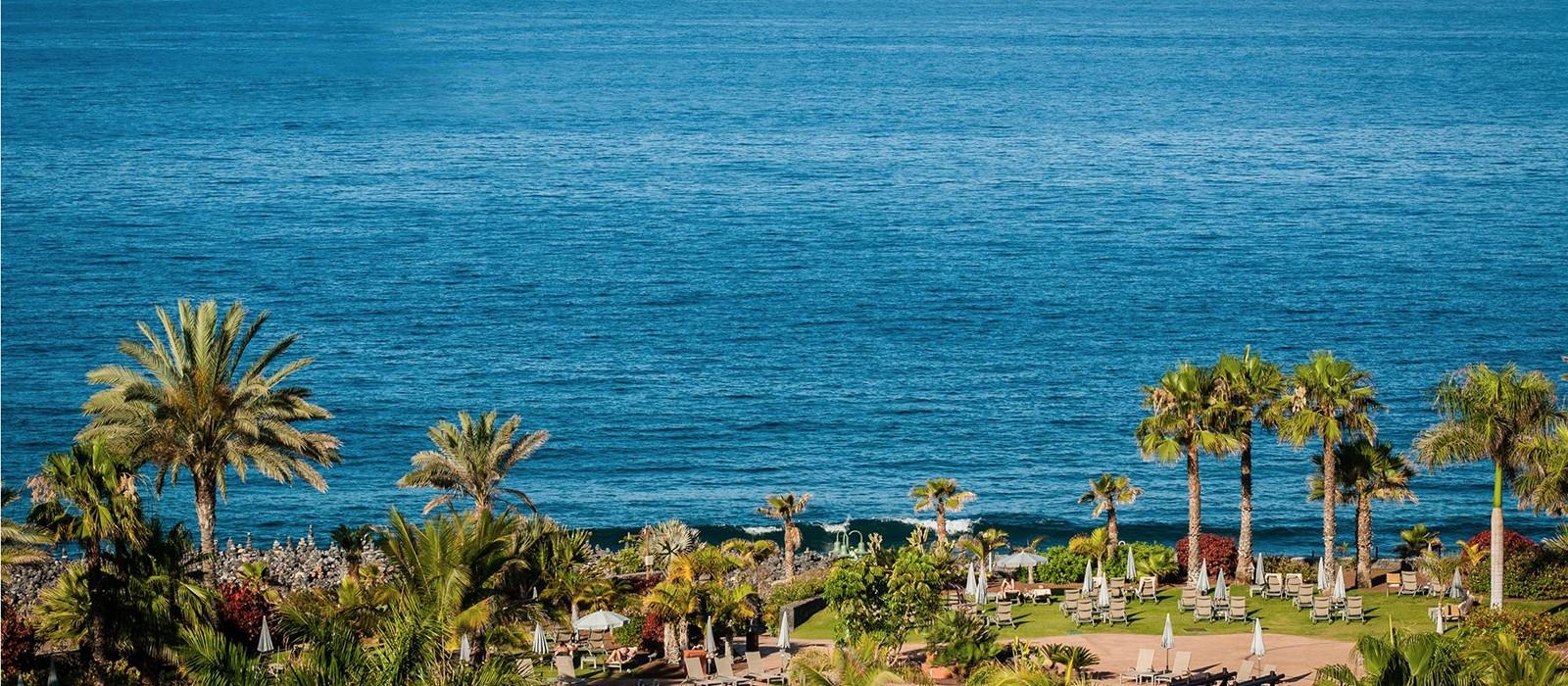 Header - Sheraton La Caleta Resort - Luxury Spain Holidays