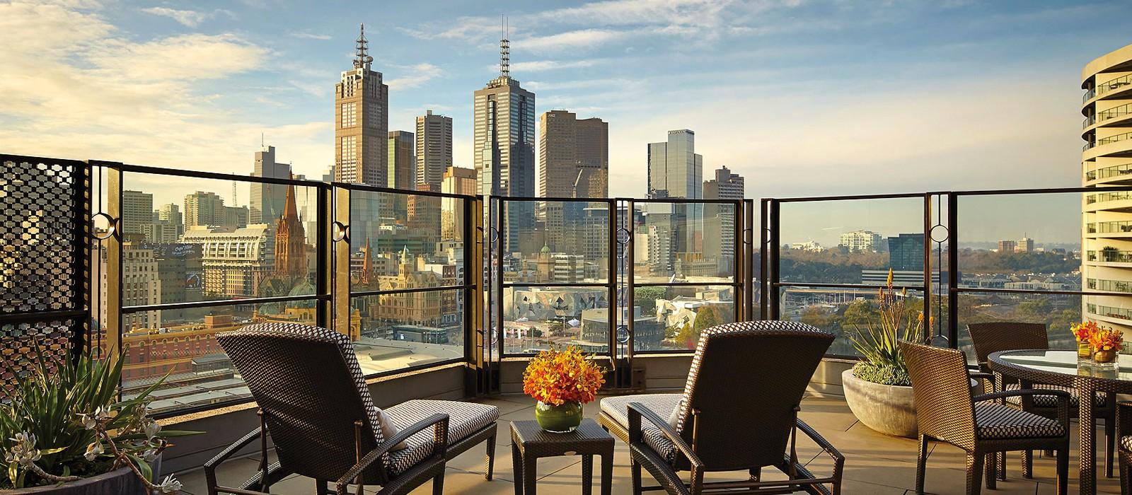 Header - The Langham Melbourne - Luxury Australia Holidays